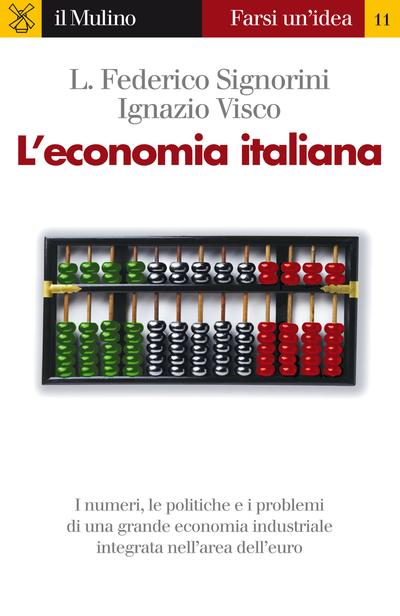 Cover L'economia italiana
