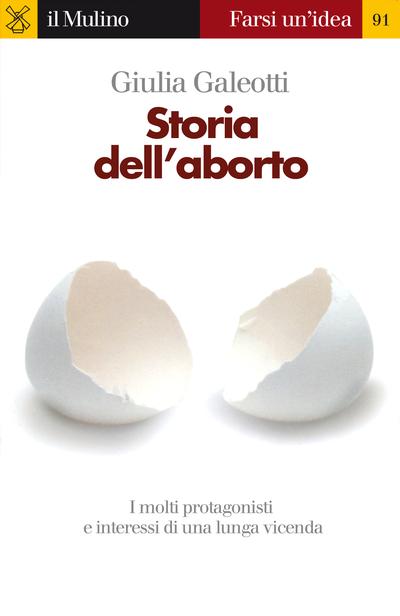 Copertina Storia dell'aborto