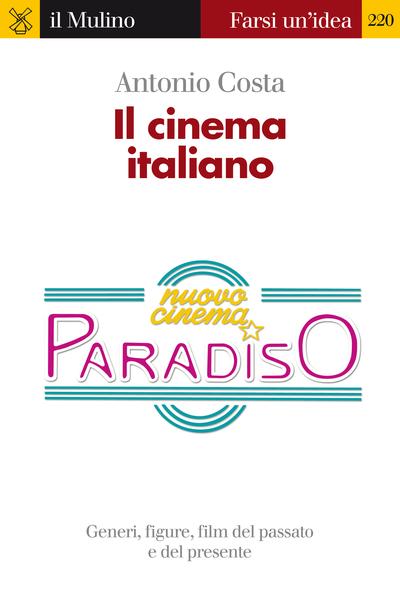 Copertina Italian Cinema
