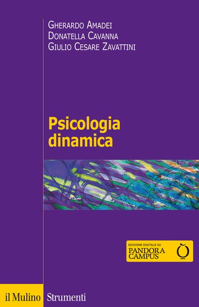 Copertina Psicologia dinamica