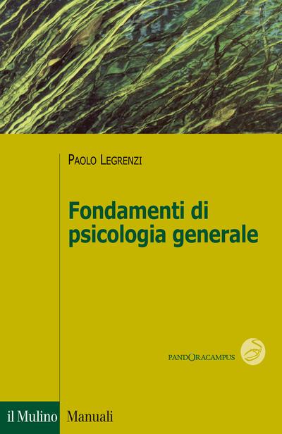 Copertina Fondamenti di psicologia generale