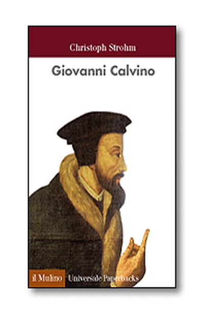 Cover Giovanni Calvino
