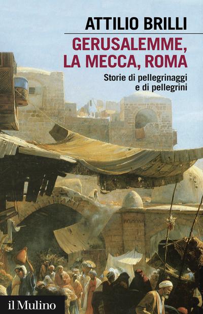Cover Jerusalem, Mecca, Rome