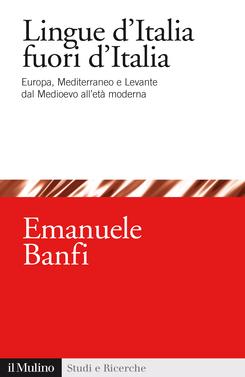 copertina Lingue d'Italia fuori d'Italia