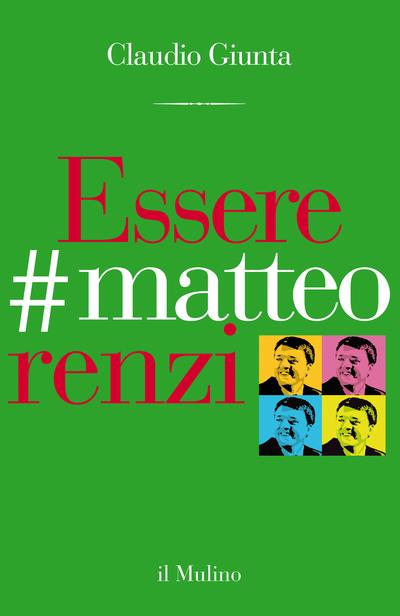 Cover Essere #matteorenzi