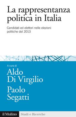 copertina La rappresentanza politica in Italia