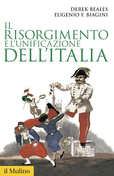 Cover Il Risorgimento e l'unificazione dell'Italia