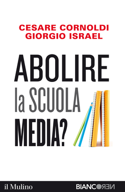 copertina Abolire la scuola media?