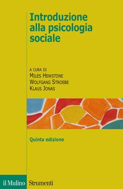 copertina Introduzione alla psicologia sociale