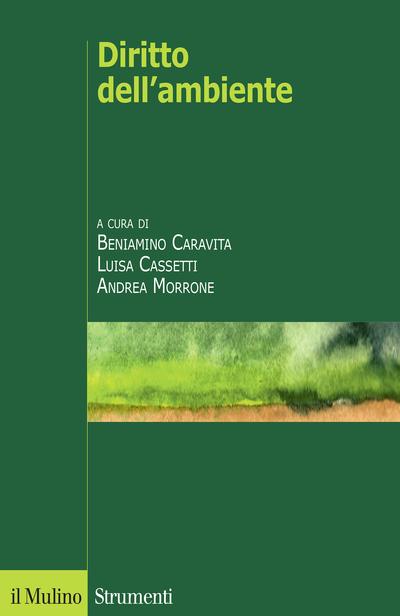 Cover Diritto dell'ambiente