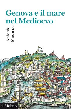 copertina Genoa and the Sea in the Middle Ages