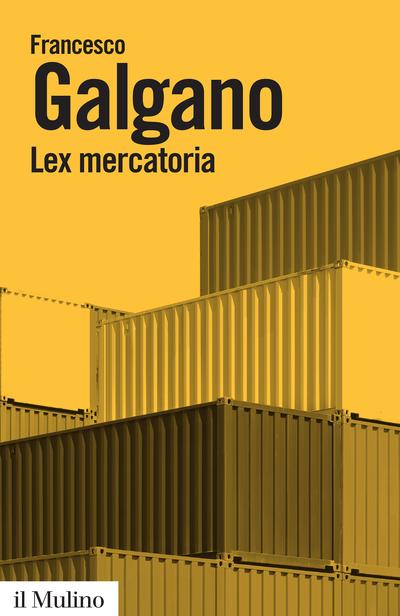 Cover Lex mercatoria