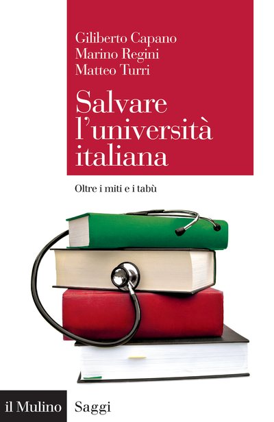 Cover Salvare l'università italiana