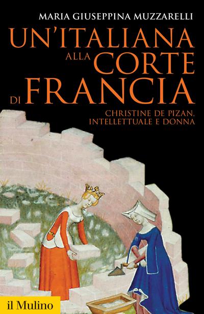 Cover Un'italiana alla corte di Francia