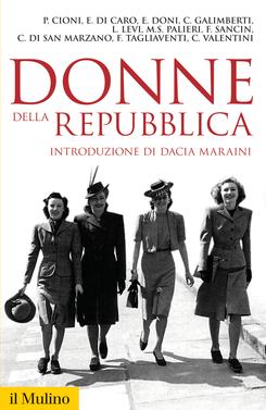copertina Donne della Repubblica