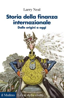 copertina Storia della finanza internazionale