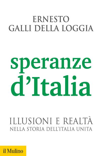 Copertina Speranze d'Italia