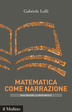 copertina Mathematics as Narration