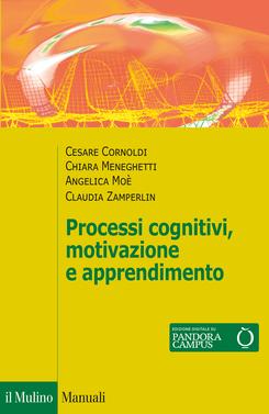 copertina Processi cognitivi, motivazione e apprendimento