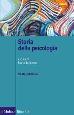 copertina Storia della psicologia