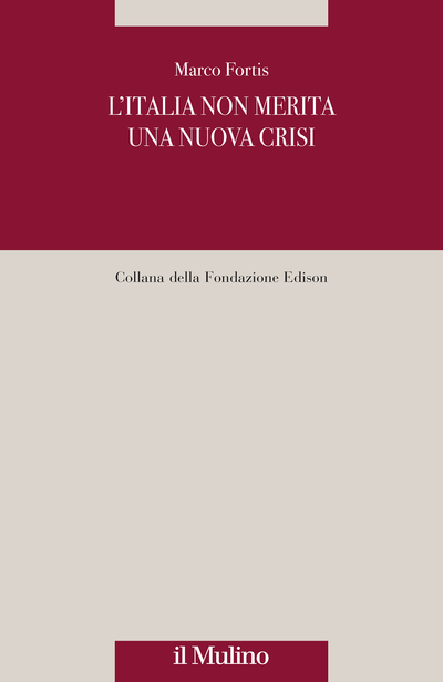 Cover L'Italia non merita una nuova crisi