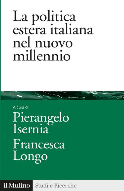 Cover La politica estera italiana nel nuovo millennio