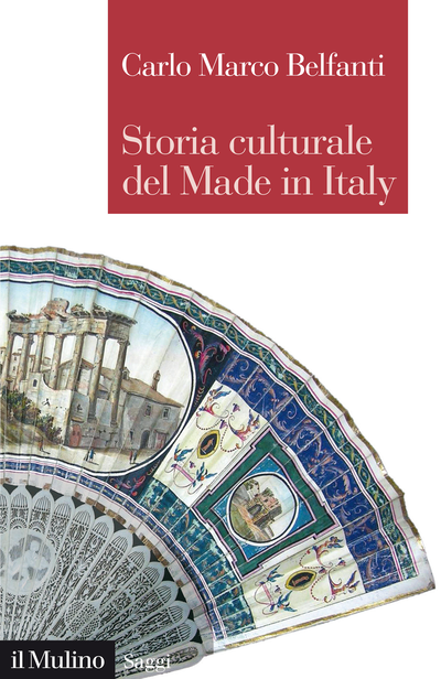 Cover Storia culturale del Made in Italy