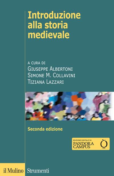Cover Introduzione alla storia medievale