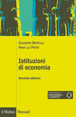 copertina Istituzioni di economia