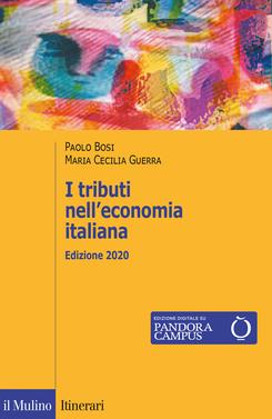 copertina I tributi nell'economia italiana