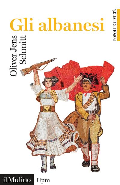 Cover Gli albanesi