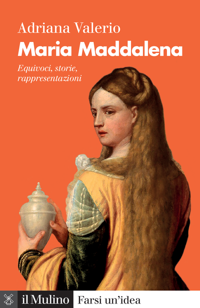Cover Mary Magdalene
