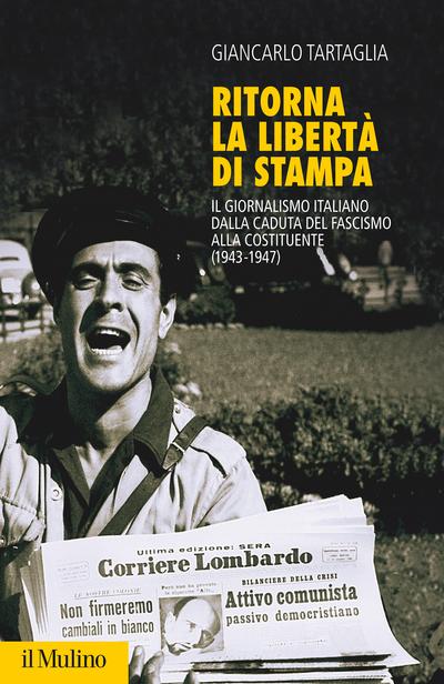 Cover Ritorna la libertà di stampa