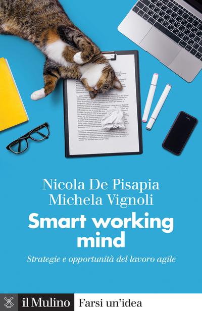 Copertina Smart working mind
