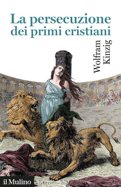 Cover La persecuzione dei primi cristiani